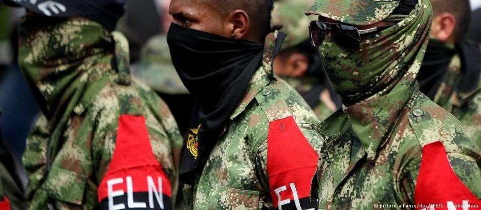 O Mundo na Guaíba – (bl 1/6) – ELN guerrilha que é desafio